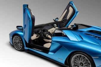 Tetejét veszti a csúcs-Lamborghini