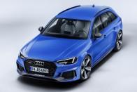 Az Audi RS 4 Avant 700 másodpercben (frissítve)