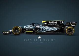 F1: Hivatalos, átkeresztelik a Red Bullt