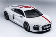 Hátsókerék-hajtást kap az Audi R8
