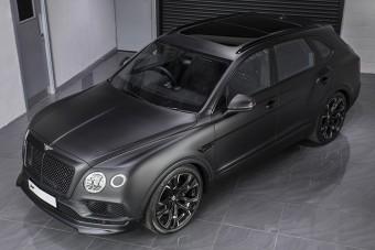 Versenyvíziló a Bentley Bentayga Le Mans Edition