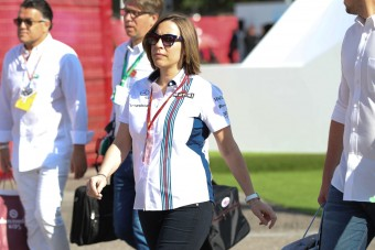 F1: Anya lett a csapatfőnök