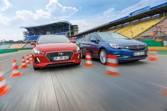 Mit ér a legjobb Hyundai az Astra ellen?