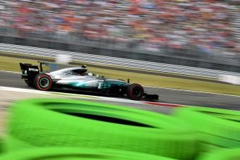 F1: Bottasé a második edzés Monzában