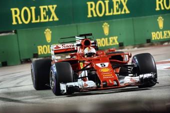 F1: Hervasztó nap a Ferrarinál
