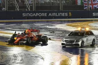 F1: Kiakadtak a Red Bullnál