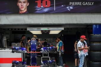 F1: Gasly kihagyja az Amerikai Nagydíjat