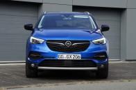 Teszt: Opel Grandland X - menetpróba