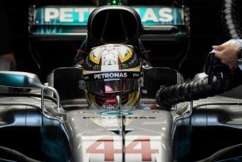 F1: Hamilton az életéért küzdött