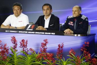 F1: Szédületes célt tűzött ki a Honda 2018-ra