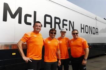 F1: Néhány napon belül eldől a McLaren sorsa