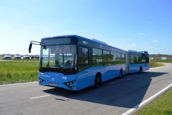 Mégis magyar gyártmányú buszokkal pótolhatják a 3-as metrót