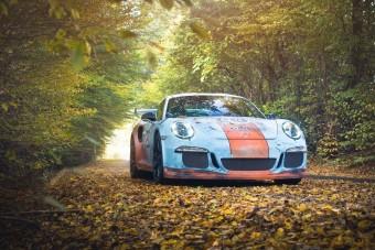 Ennél vagányabb Porsche 911-es nincs ma