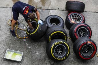 F1: Tovább szaporítaná a gumikat a Pirelli