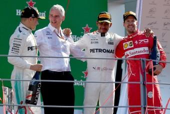 Hamilton: a Mercedes jobb, mint a Ferrari!