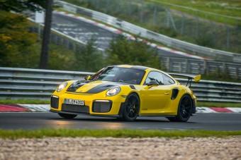 Rekordot állított a Porsche a Nürburgringen
