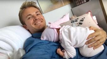 Videón a legkisebb Rosberg