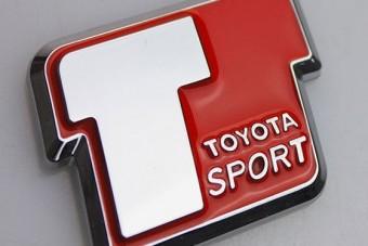 Megint lesz saját sportmárkája a Toyotának