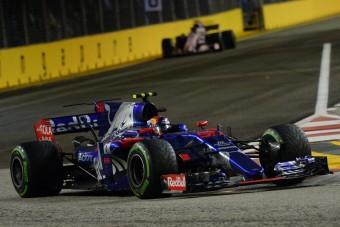 F1: Búcsúfutamnak se volt rossz