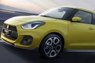 Pici és fürge: Suzuki Swift Sport