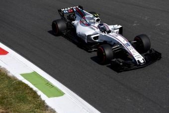 F1: Értékes pontokat szerzett a Williams