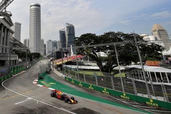 F1: Ricciardo pályarekorddal nyerte az edzést