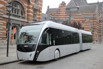 Hidrogénnel hajtott busz, ami villamos szeretne lenni