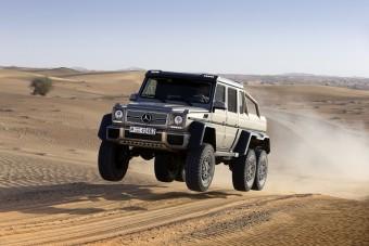 7 Mercedes, ami meglepte a világot