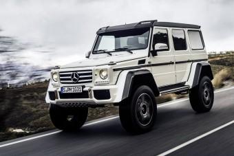 Véget ér a legértelmetlenebb Mercedes gyártása
