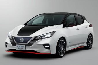 Elektromos sportmodellel készül a Nissan