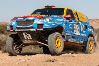 Szalay Balázsék öt év után újra a Dakaron