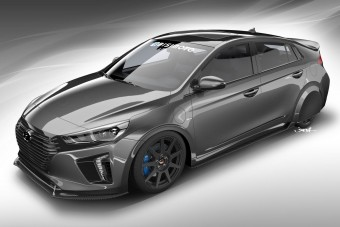 Ultratakarékos autót épít a Hyundai