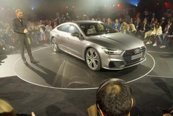 Így készült az új Audi A7