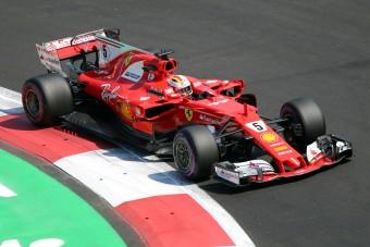 F1: Vettel megölelte Hamiltont