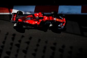 F1: Vettel magát is meglepte