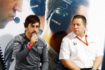 F1: Alonso készülhet a Le Mans-i 24 órásra
