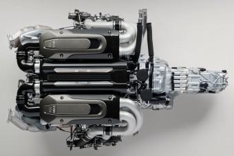 2,5 millióért tiéd lehet a Bugatti Chiron motorja
