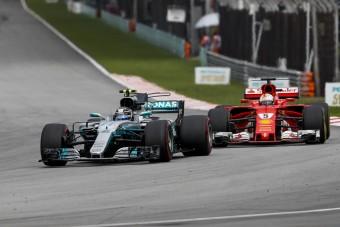 F1: A Merci úttorlasznak használja Bottast?