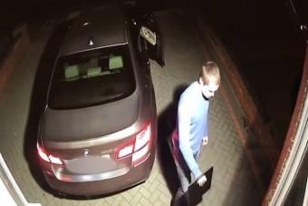 1 perc alatt vitték a BMW-t a tolvajok
