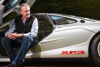 Autómárkát alapít a világ leggyorsabb autójának tervezője