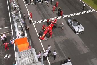F1: Berágott a Ferrari-elnök, átszervezik a csapatot