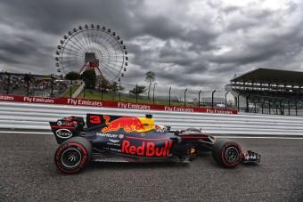 F1: Szárazon és vízen is erős a Red Bull?