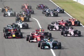F1: Újabb Ferrari-bukás, Hamilton győzött Szuzukában