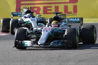 F1: A Merci is elhasalhat még