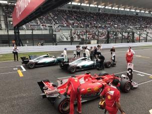 F1: Hamilton verhetetlen volt Japánban