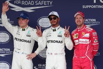 F1: Hamilton maga mögött fogja tartani Vettelt