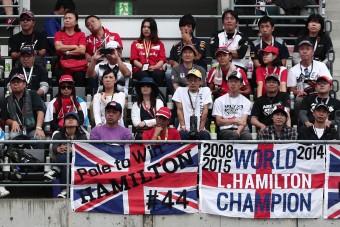 F1: Hamilton ősszel szintet lépett