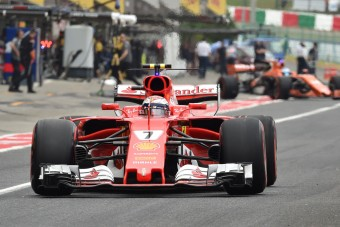 F1: Súlyos árat fizetett Räikkönen
