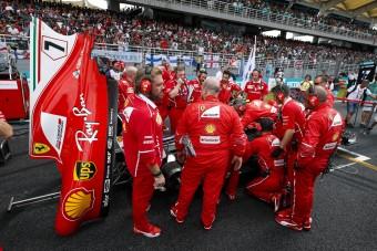 F1: A Ferrari azért sem tört meg