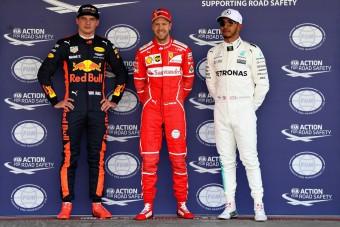 F1: Verstappen ideges az időmérő miatt